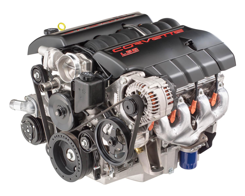 2005 6.0-liter LS2
