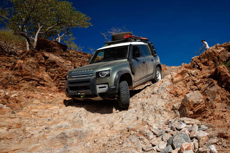 Land Rover Defender Kaokoland G1