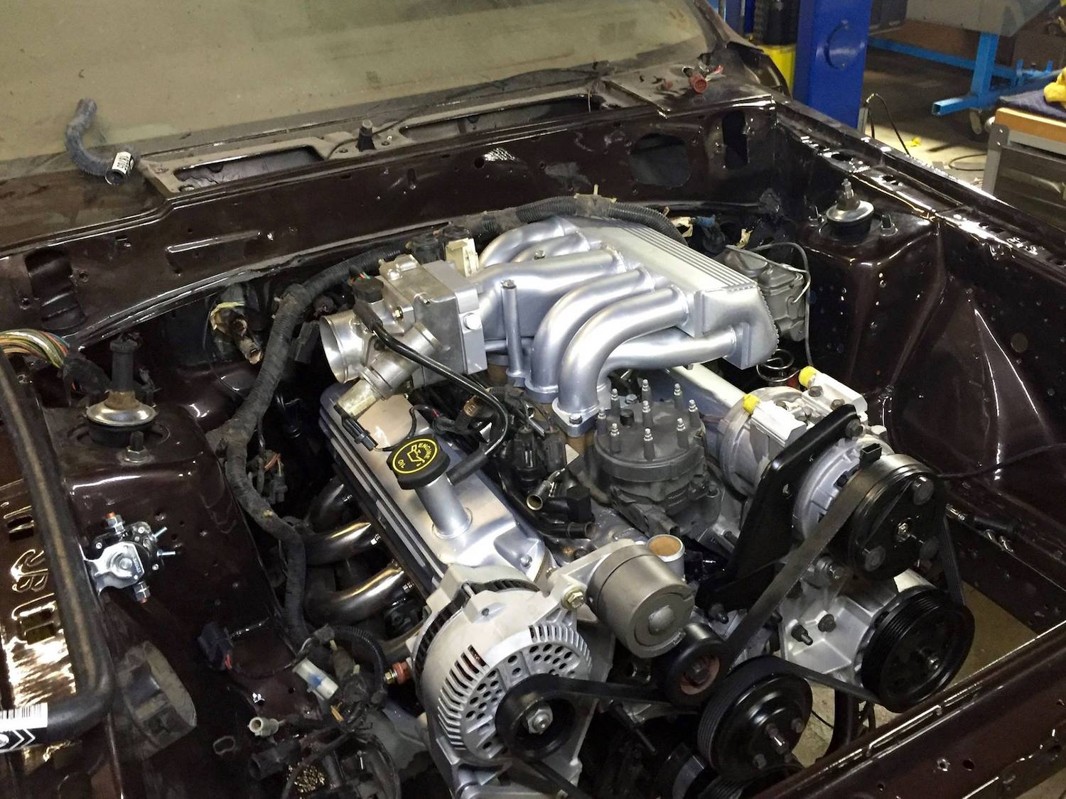 new ford oem sourced engine