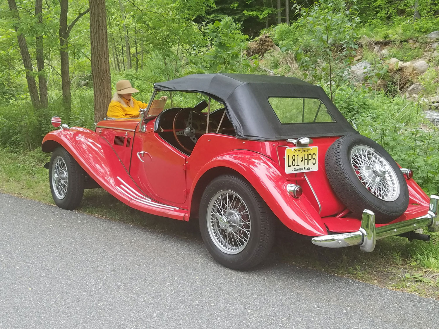 Rides From the Readers: 1954 MG TF thumbnail