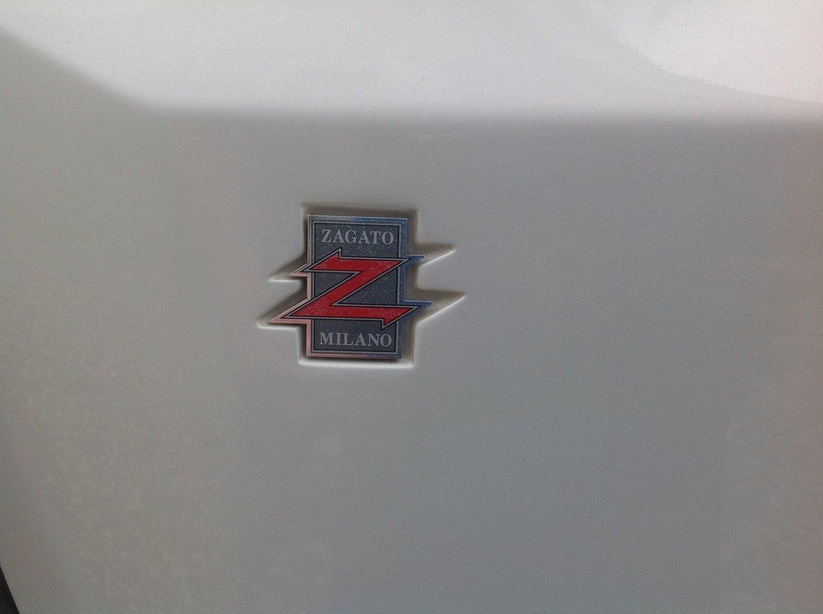1998 Zagato Toyota