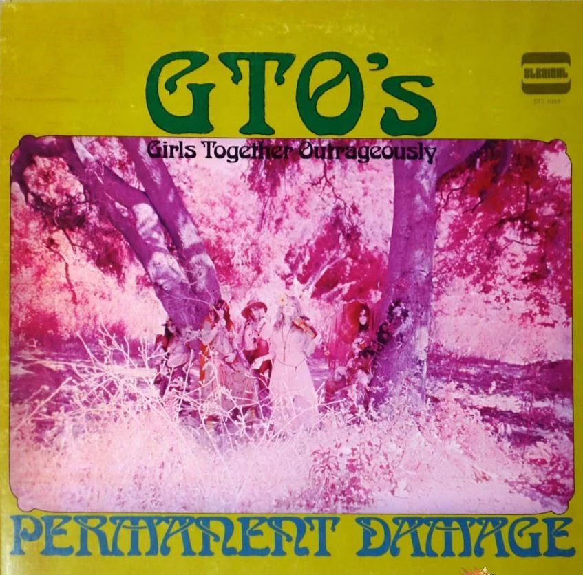 GTO's – Permanent Damage