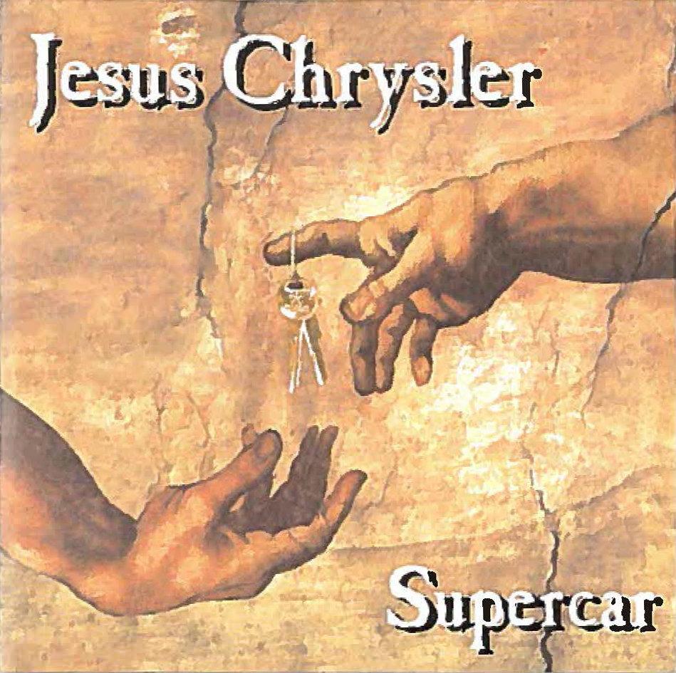 Jesus Chrysler Supercar – Hay Bailer