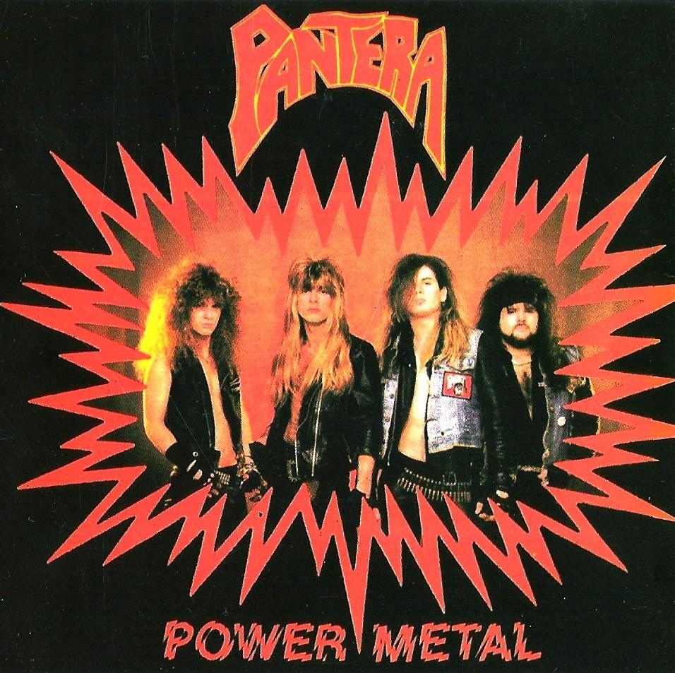 Pantera – Power Metal