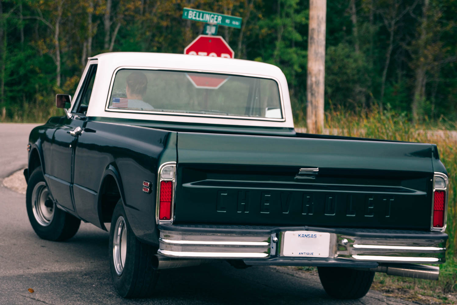 Kacy Smith's 1972 Chevy C10
