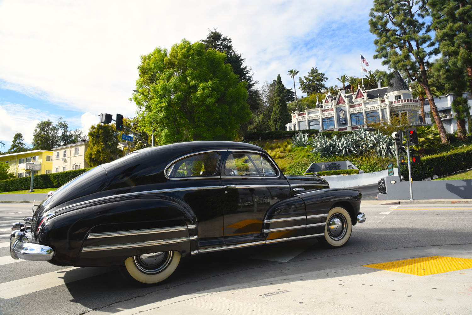 1949 Buick Special downtown LA