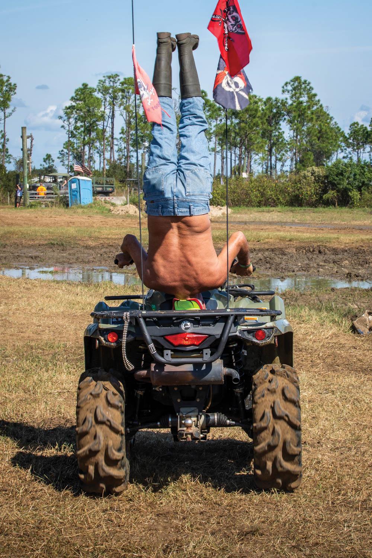 Mud Party ATV