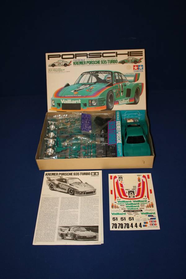 1:20 Kremer Porsche 935 Turbo