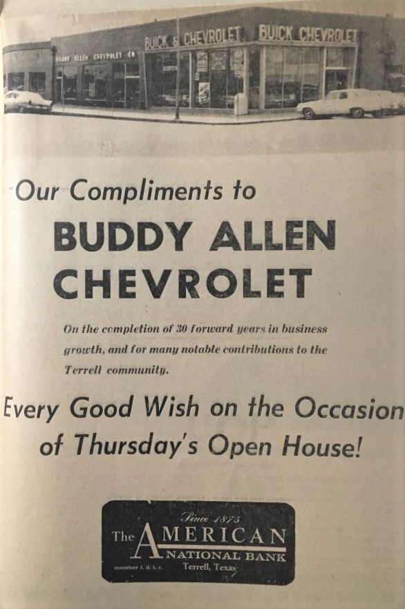 Chevy Dealership Austin >> Have you seen a car or truck from Buddy Allen Chevrolet ...