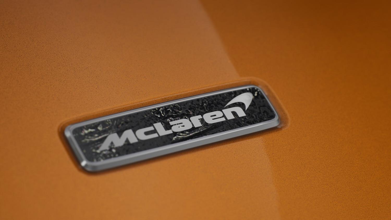 supercar badge