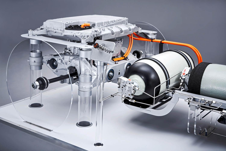 BMW Hydrogen Powertrain