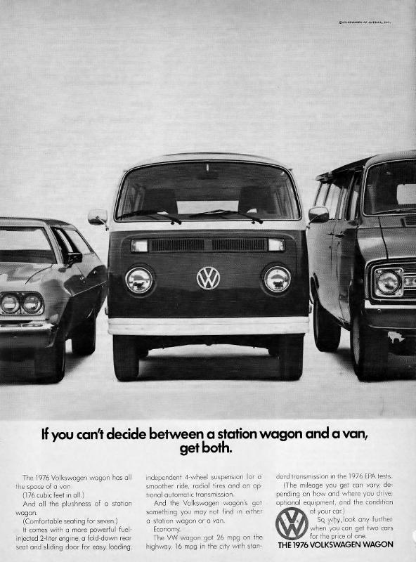 Volkswagen ad