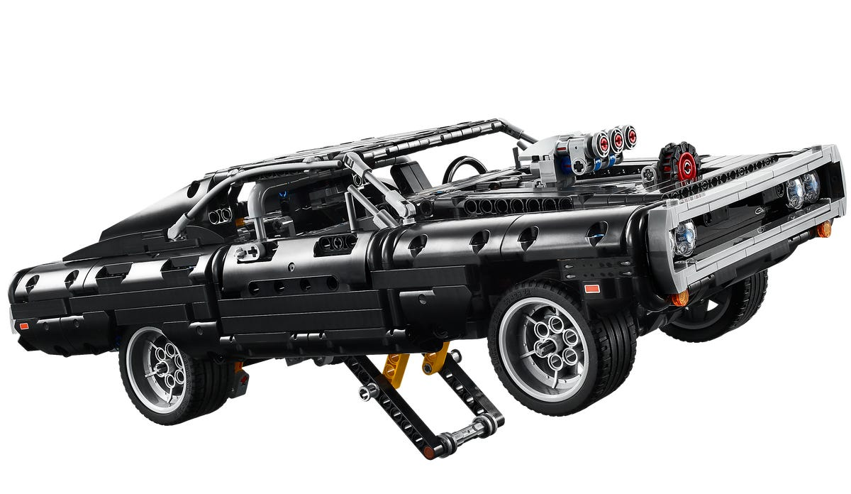 Technic Dom's Dodge Charger