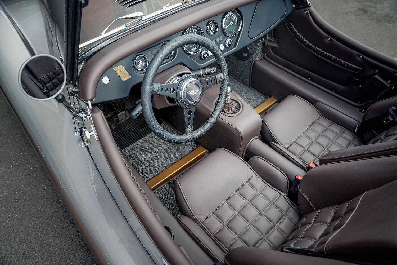 70th edition interior cockpit