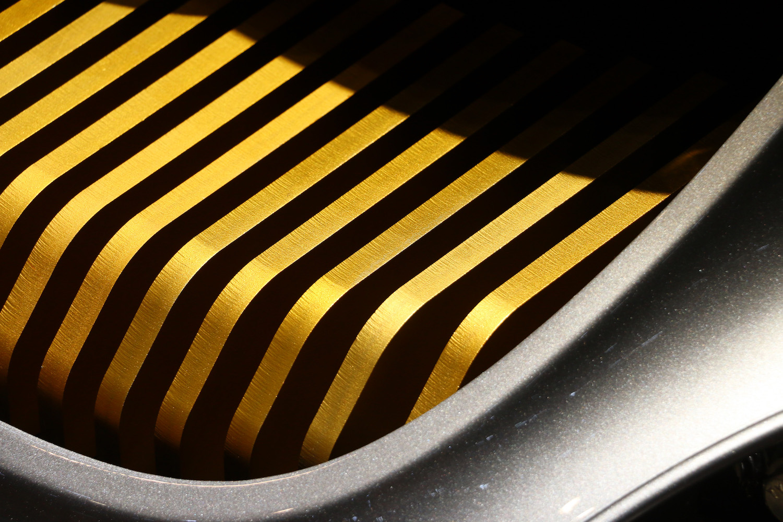 grille detail close