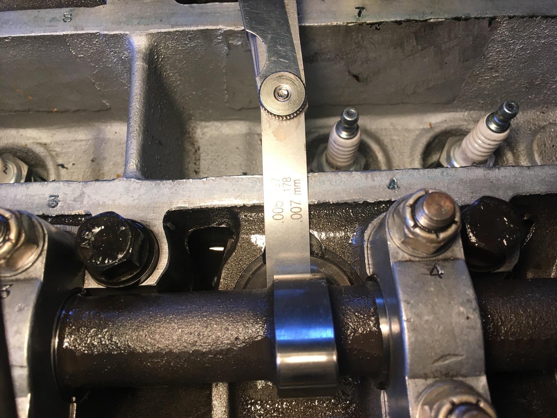 valve shimming gage tool