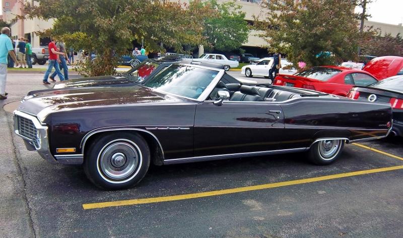 Buick Electra 225 convertible