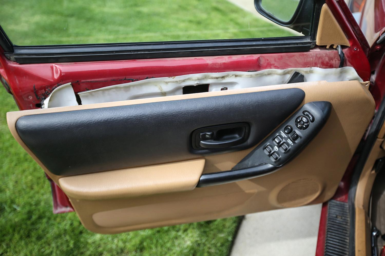 Jeep door locks