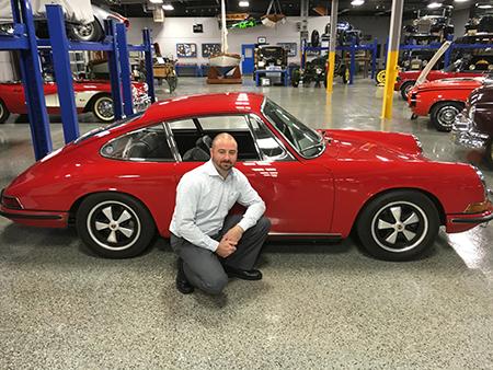Meet Dan Hagerty Field Rep Tampa FL - Classic car show tampa fl