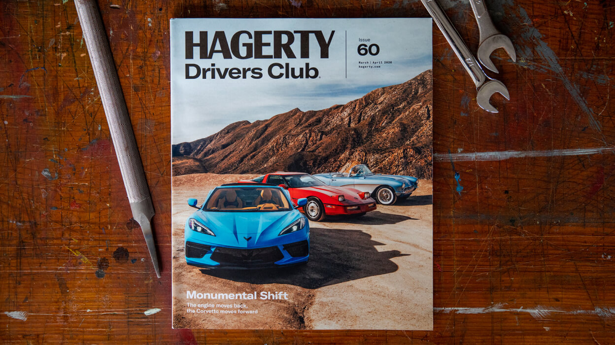 Hagerty For People Who Love Cars