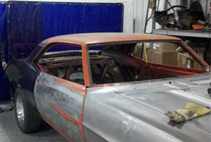 vehicle under construction insurance classic car restoration coverage. Black Bedroom Furniture Sets. Home Design Ideas