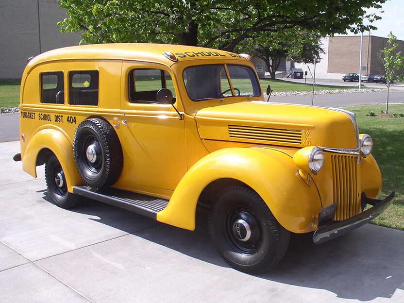 1941 Ford School Bus