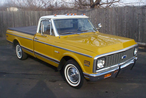 Classic Truck Insurance | Antique Truck & Utility Vehicle