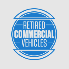 Retired commercial vehicles