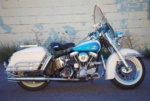 1964 Harley Davidson FL